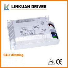 CE standard Constant Voltage dimmbale 72W 12V led dali dimming driver For strip lights and cabinet lights