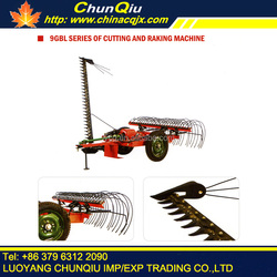 9GBL SERIES OF CUTTING AND RAKING MACHINE