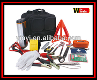 YYS12021 42-Piece auto emergency tool kit with combination bag