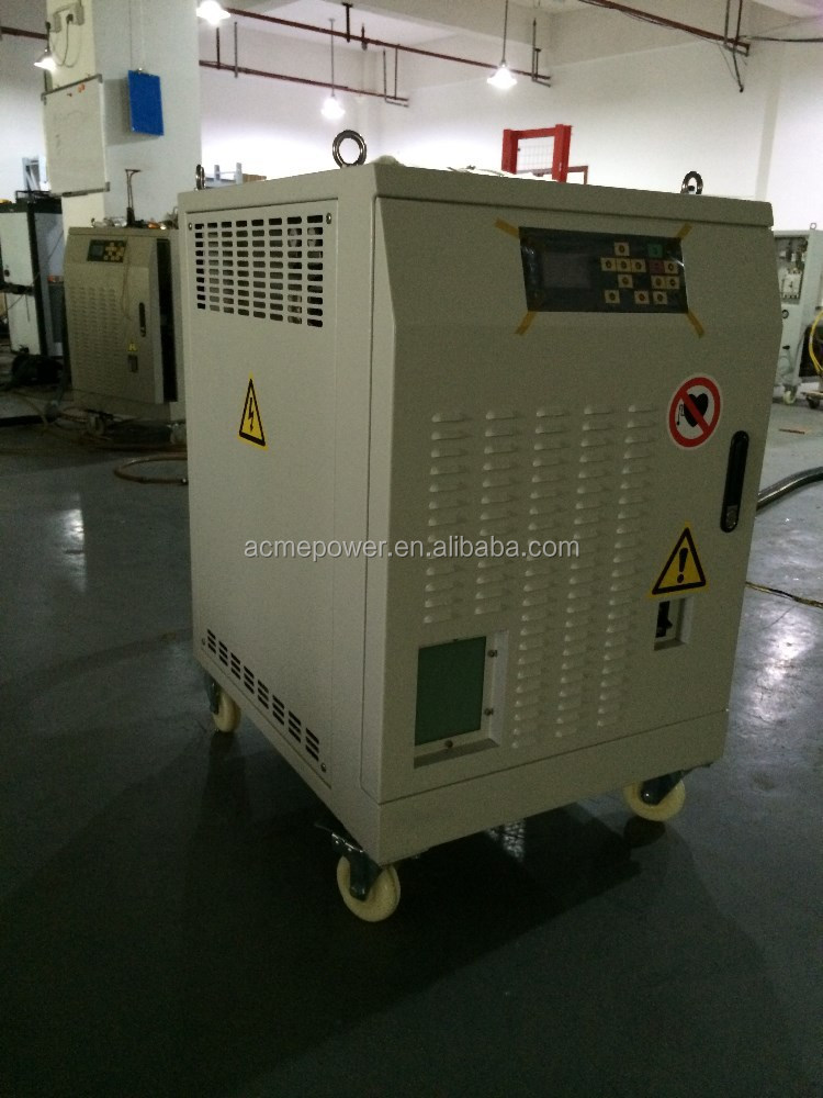 Induction saw blade welding machine