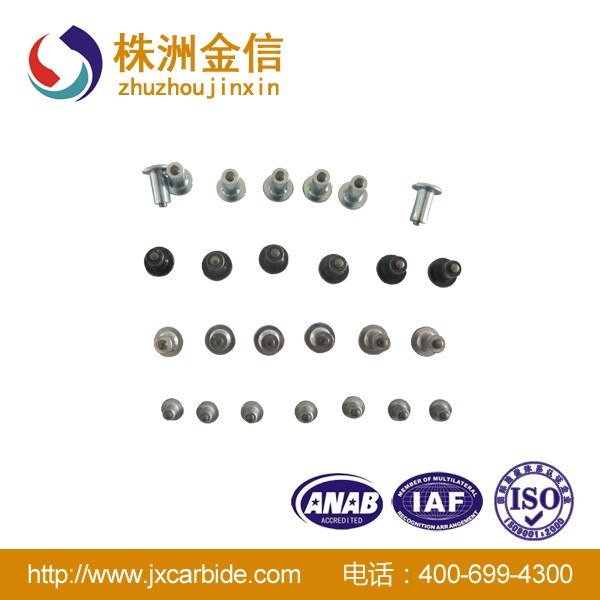 Snow Antiskid metal studs for winter tires of car,Tractor, Trailer, road sweeper Tires