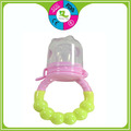 silicone baby feeder pacifier for fruit fresh food feeder