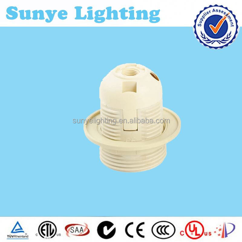 CE, VDE,SAA, RoHS, E27 Light Socket ,Bulb holder,g13 lamp socket