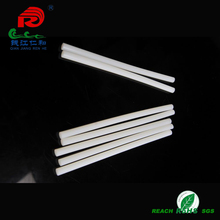 factory directly supply 11.2mm diameter transparent silicone hot melt glue stick