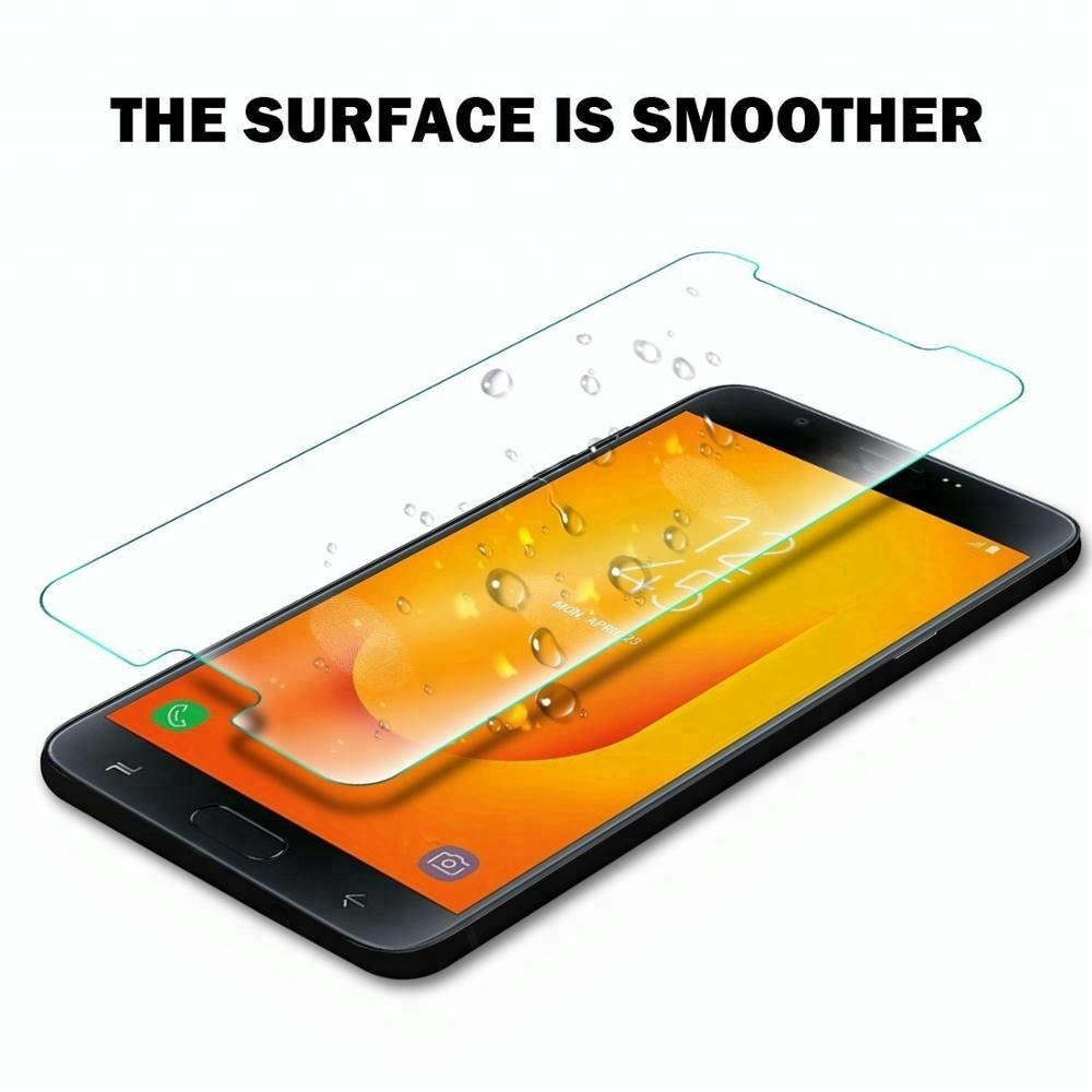 for Huawei Y7 2018 Screen Protector 9H Hardness HD Bubble Free High Responsivity Tempered Glass for huawei Y7 prime 2018 Y9