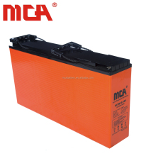 High quality gel agm solar 12v 160ah sealed lead acid battery