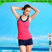 Wholesale sports vest yoga clothes and women's leggings and tops