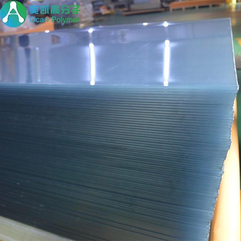 4mm Thick Super Clear PVC Sheet <strong>Plastic</strong> Film Raw <strong>Material</strong>