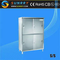 Ready Made Kitchen Cabinets/Metal Cabinet Shelf Brackets/Safety Cabinet (SY-CB510 SUNRRY)
