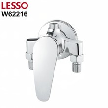 surface mounted shower faucet
