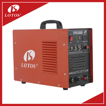 Lotos LTPDC2000D MMA TIG CUT 3 in 1 High Quality Machine Grade Arc MMA 3 Phases Welding Equipment From China Famous Supplier