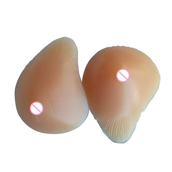 900g/pc ONEFENG Silicone False Breast Forms for Mastectomy Breast Cancer Women Artificial Boobs False Chest Soft Prosthesis