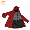 fashion PU winter coat