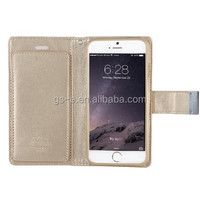 Wholesale Top Selling Products In Alibaba TPU Leather Phone Cover Case For Samsung Galaxy S2 I9100,Goospery Rich Diary