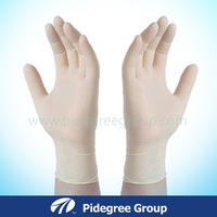 Surgical Cheap Medical Disposable Latex Glove Malaysia Manufacturer wholesale