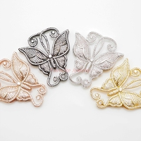 Colorful Fashion Trend Western Butterfly Accessories