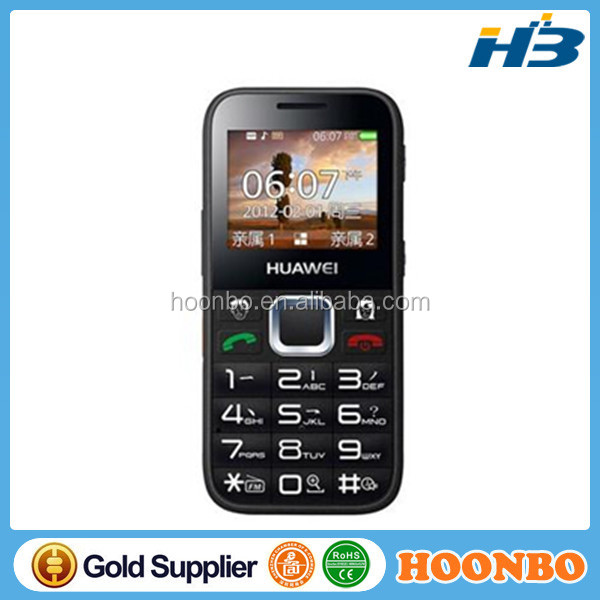 Cheap huawei old people single sim mobile phone G5000 Drop Shipping
