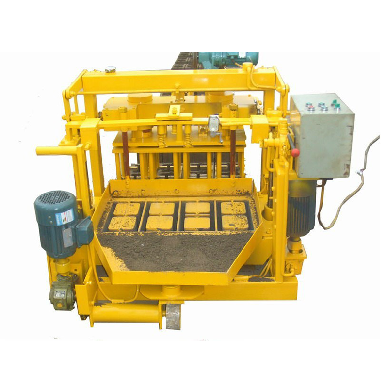 Cement sand brick making machine/china clay brick making machine