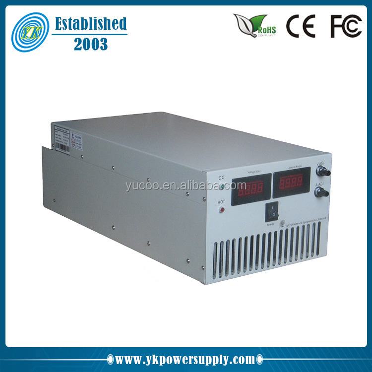 9600W output dc adjustable power supply Create your own brand