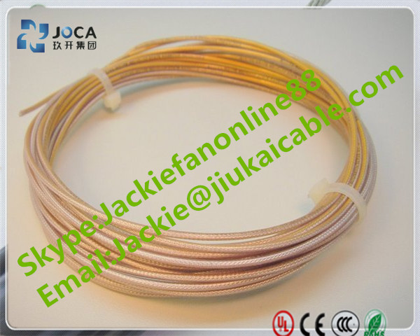 ptfe insulated coaxial and triaxial cable qualifying to mil-c-17 and jss 51100