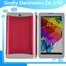 7 Inch Android Tablet pc Dual Core 512MB 4GB 800*480 LCD WiFi FM Tab pc Bluetooth 2G 3G Phone Call SIM Card Call Tab