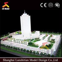 Customized scale model,architectural model tree for Architectural scale model miniature