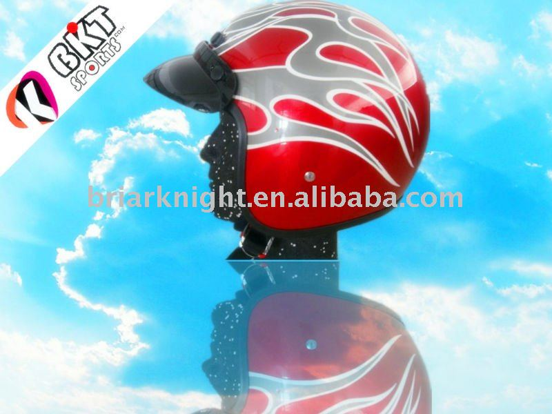 AS1698 open face helmet