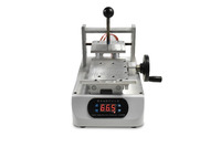 7 inch LCD touch screen oca polarizer film glue manual remover removing machine for mobile phone screen LCD refurbishment