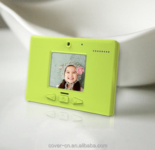 1.8inch voice memo magnet recorder/ fridge magnetic video memo for birthday gift as souvenir