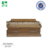 solid wood baby caskets