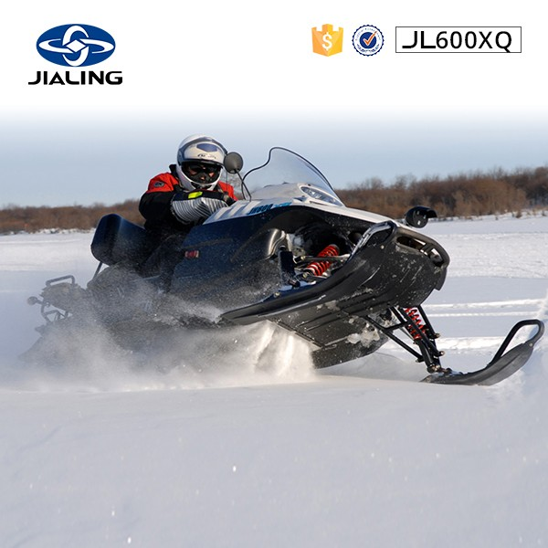 JH600XQ the first big displacement snow mobile in China,600CC snow machine for sale