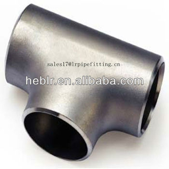 stainless steel fitting pipe tee