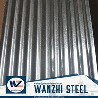 4x8 sheet metal prices Corrugated Steel Aluminium Zinc Coated Roofing Sheet