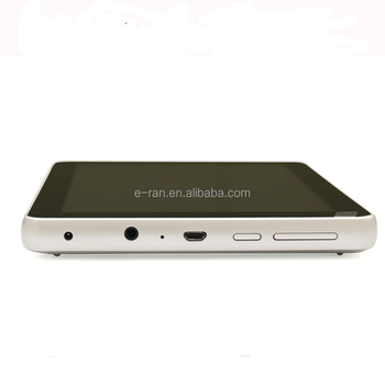 Factory direct 8 inch tablet pc with projector function support TF card play mini hd projector