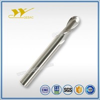 2 Flute Ballnose End Mill for Aluminum Milling