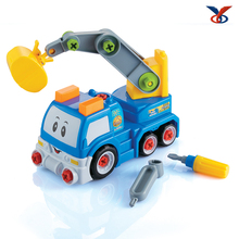 Take a part vehicle DIY cartoon truck assemble toy