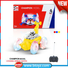China wholesale market children toys 360 rc four wheel drive car with lights