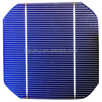 Hot sale 6 inch A grade high efficiency mono-crystalline solar cell