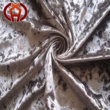100% Polyester Fashion South Korea Velour Fabric For Velour Tracksuit
