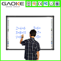 Wall mounted white boards cheap educational interactive whiteboard electronic smart whiteboard infrared chalkboard white boards