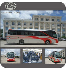 good price for sale 12m CUMMINS engine tourist bus GTZ6120