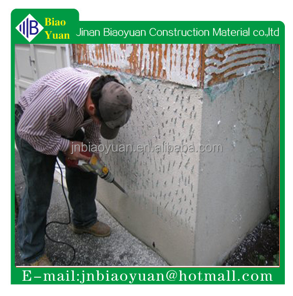Cement based fiber reinforced rendering mortar Cement-based Render for Thermal Insulation Panels