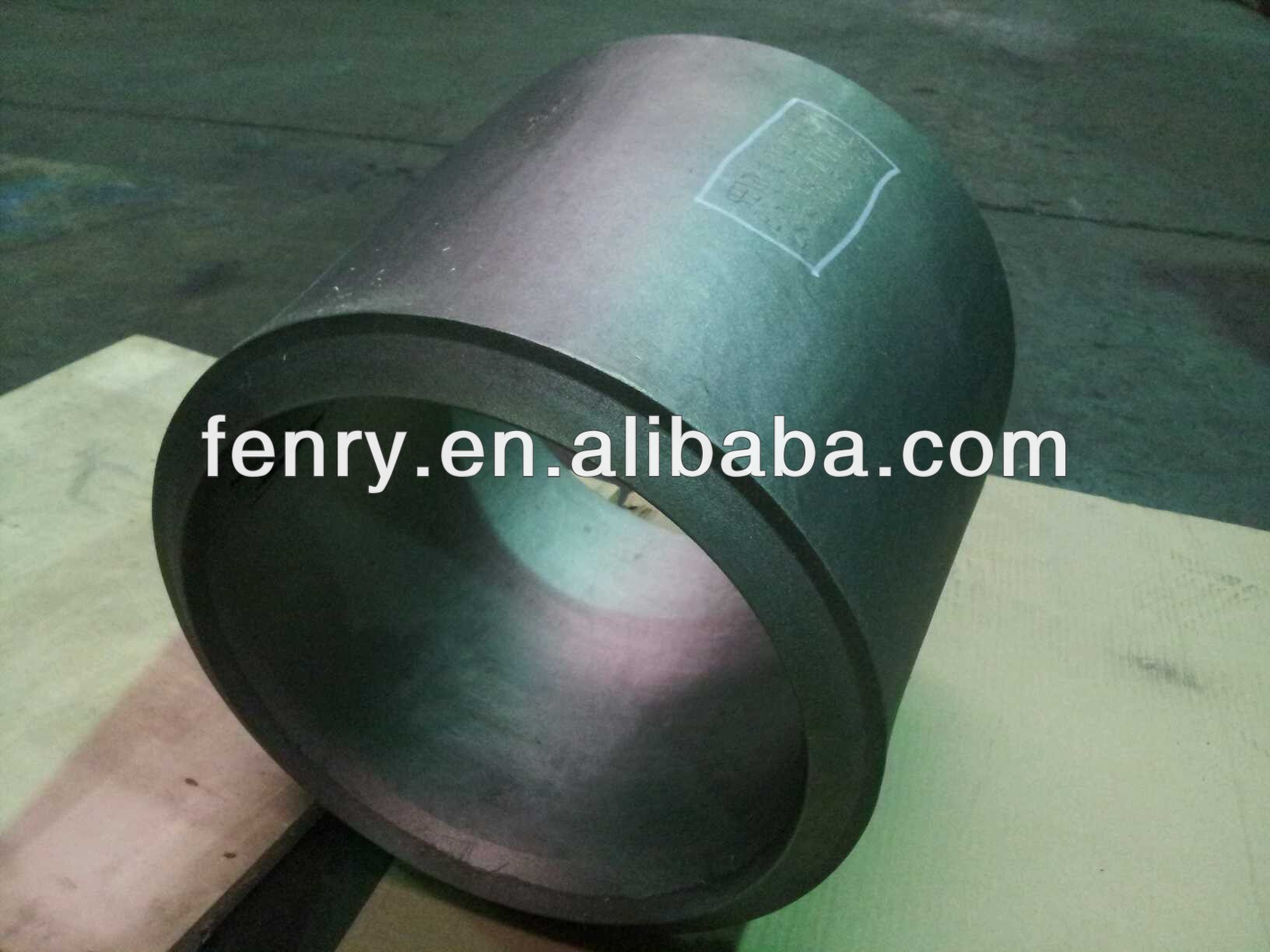 ASME B16.9 LARGE SIZE CARBON STEEL REDUCER A234 WP11