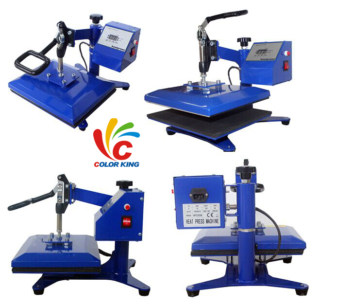plastisol printer machine