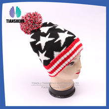 high quality Hot selling New Product Colorful skull beanie