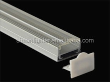 Aluminum LED Profile 1m or 2m long For indoor use only