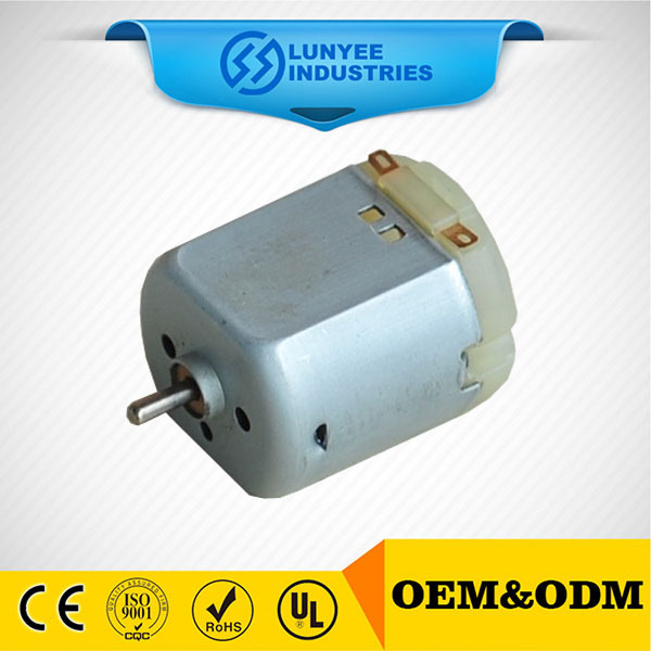 Small Dc Motor With Gearbox Customer Make