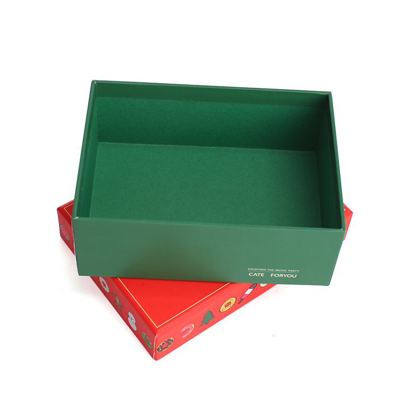 Small Quantity Accepted Custom Kraft Paper Gift Box Packaging