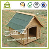 SDD0401 popular wooden dog house for easy cleaning
