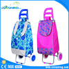Foldable hand cart hot sell sturdy promotion shopping trolley bag